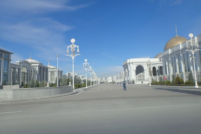 Hosses! Bats! Eggs! No Gay Bars! – Ashgabat, Turkmanistan.