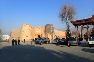 Khojand Citadel