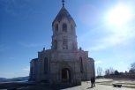 Stunning Ghazanchetsots Cathedral