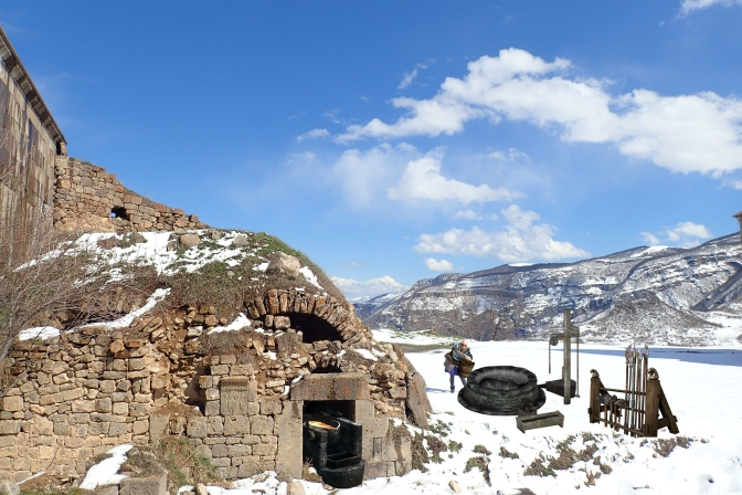 A Beautiful Day Out and About in Skyrim – Stepanakert, Nagorno-Karaback to Yerevan, Armenia